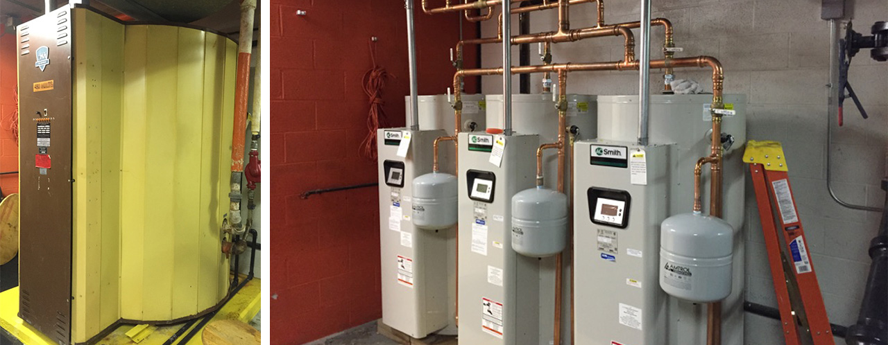 Maintenance and Service - Heaters Taylor Plumbing